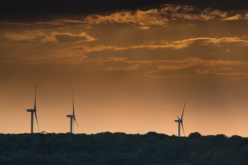 analiza produktywności wiatraków