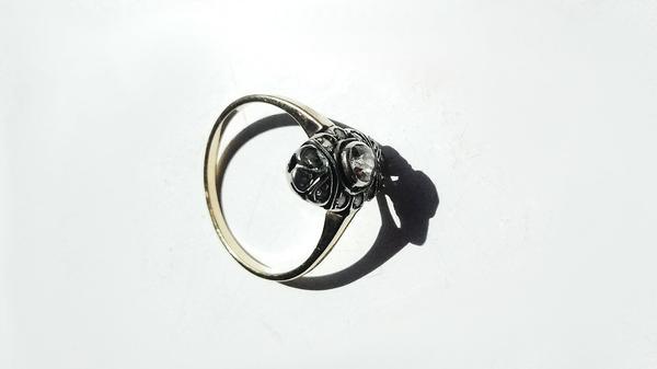 pierścionek z bursztynem cena