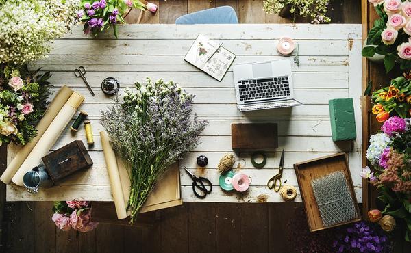stylowe dodatki florystyczne