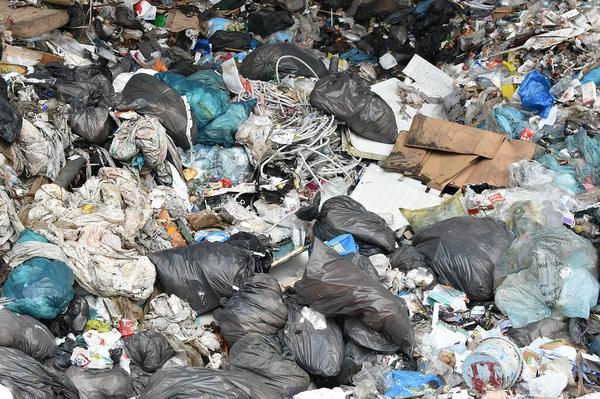 kody odpadów